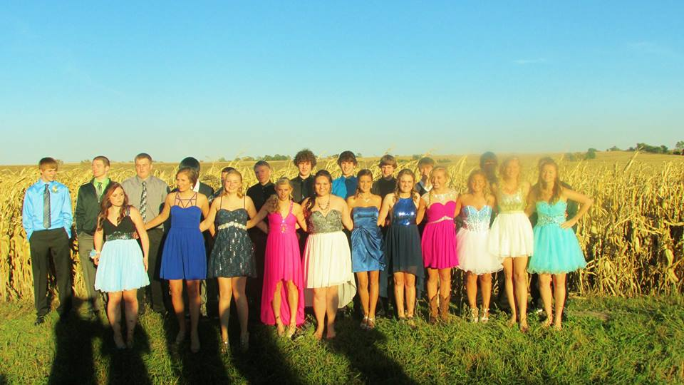 HC Junior class Homecoming