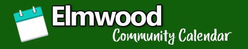 Elmwood Community Calendar
