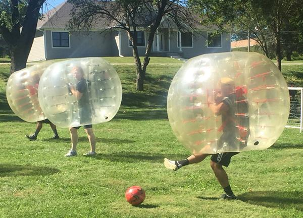 Elmwood BubbleSoccer