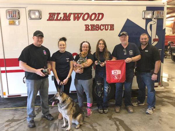 ElmwoodRescue invisiblefencedonation