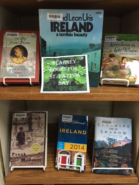 Elmwoodlibrary March Irishbooks
