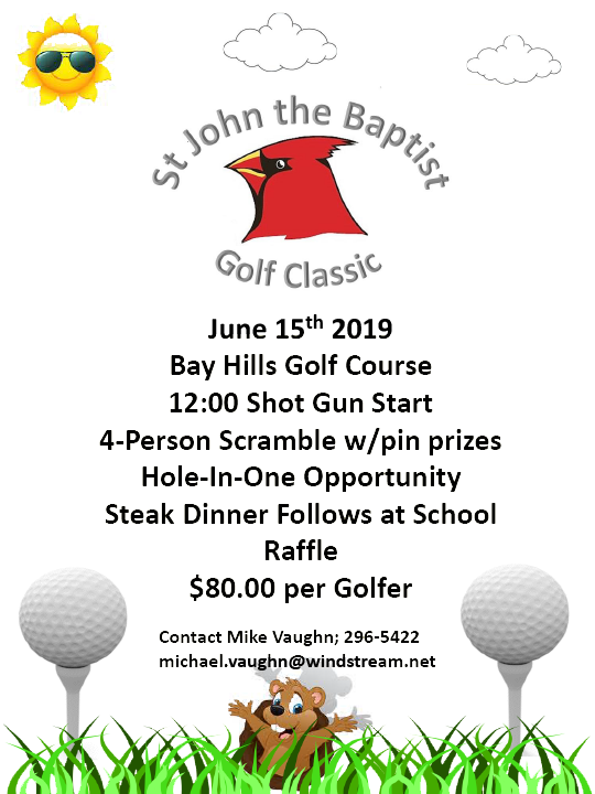 Golf Tournament Flyer pdf