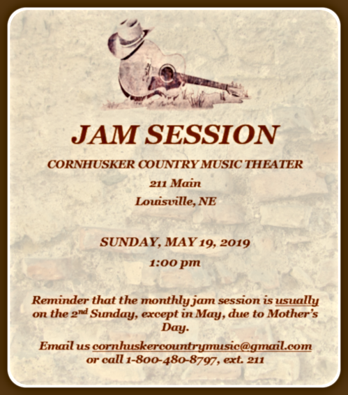2019 05 01 LSV CCMT May jam 1