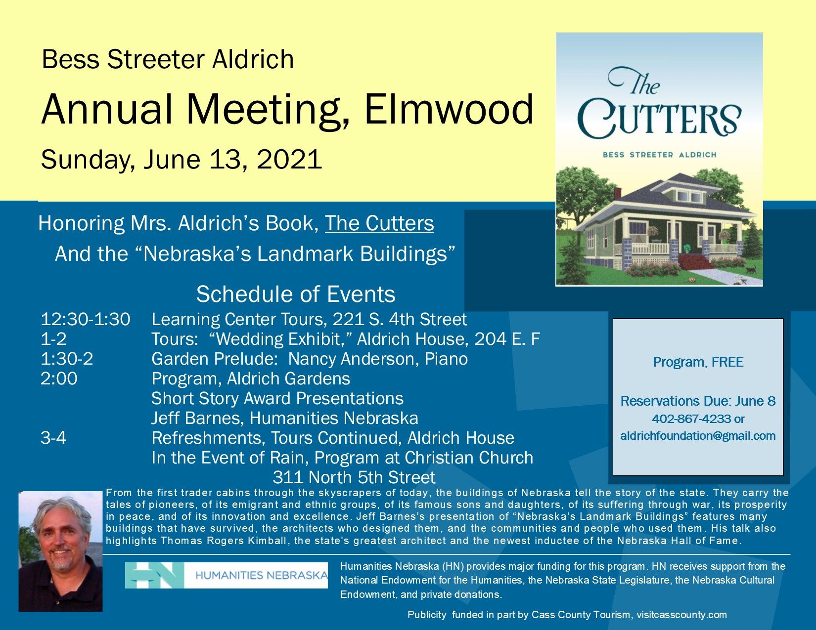Aldrich Annual Meeting