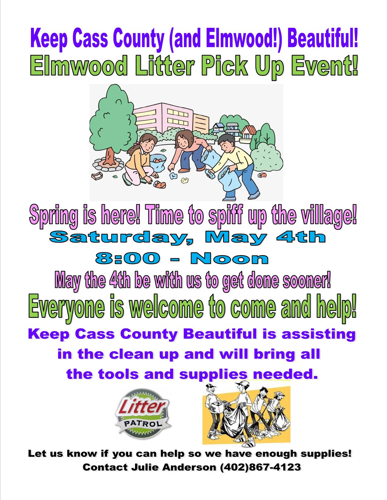 05 04 2019 Litter Pick Up Day