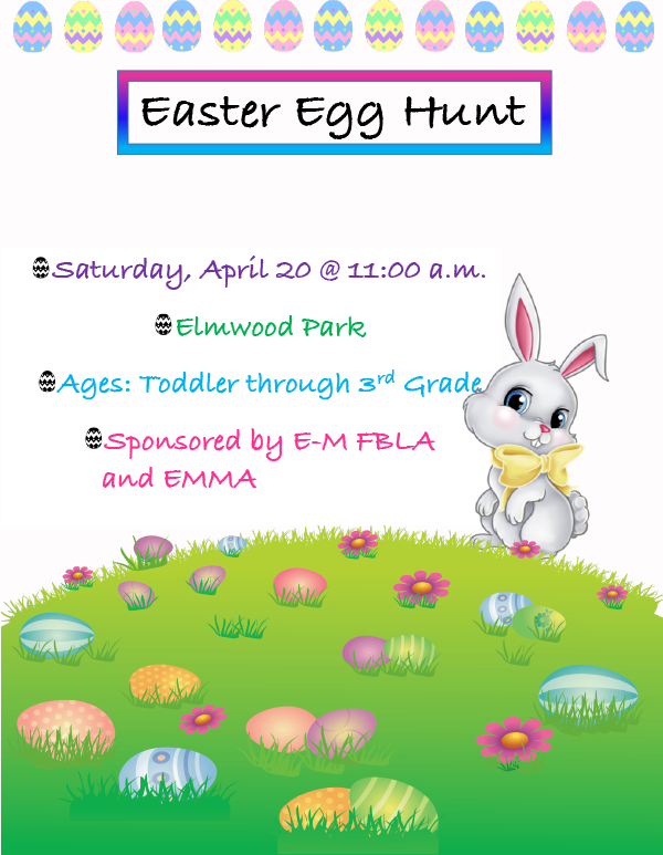 Easter Egg Hunt FBLA