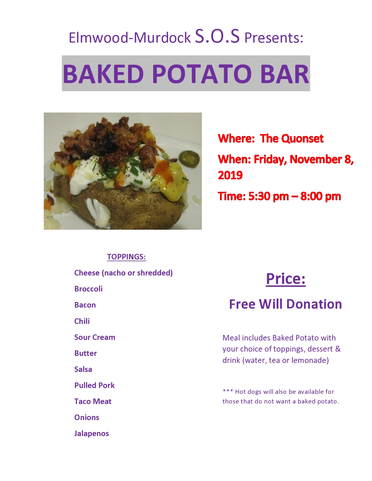 baked potato bar flyer page0001