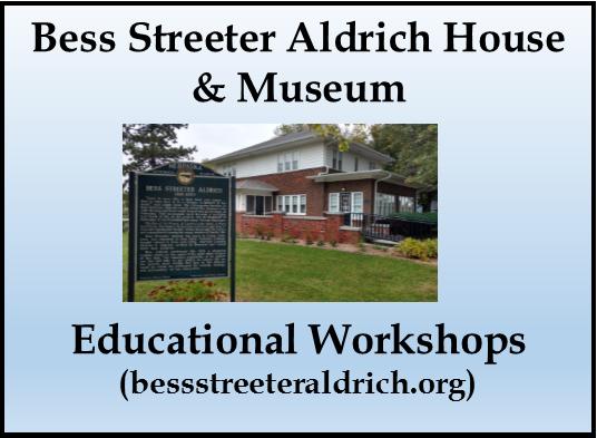 Bess Streeter Aldrich seminars