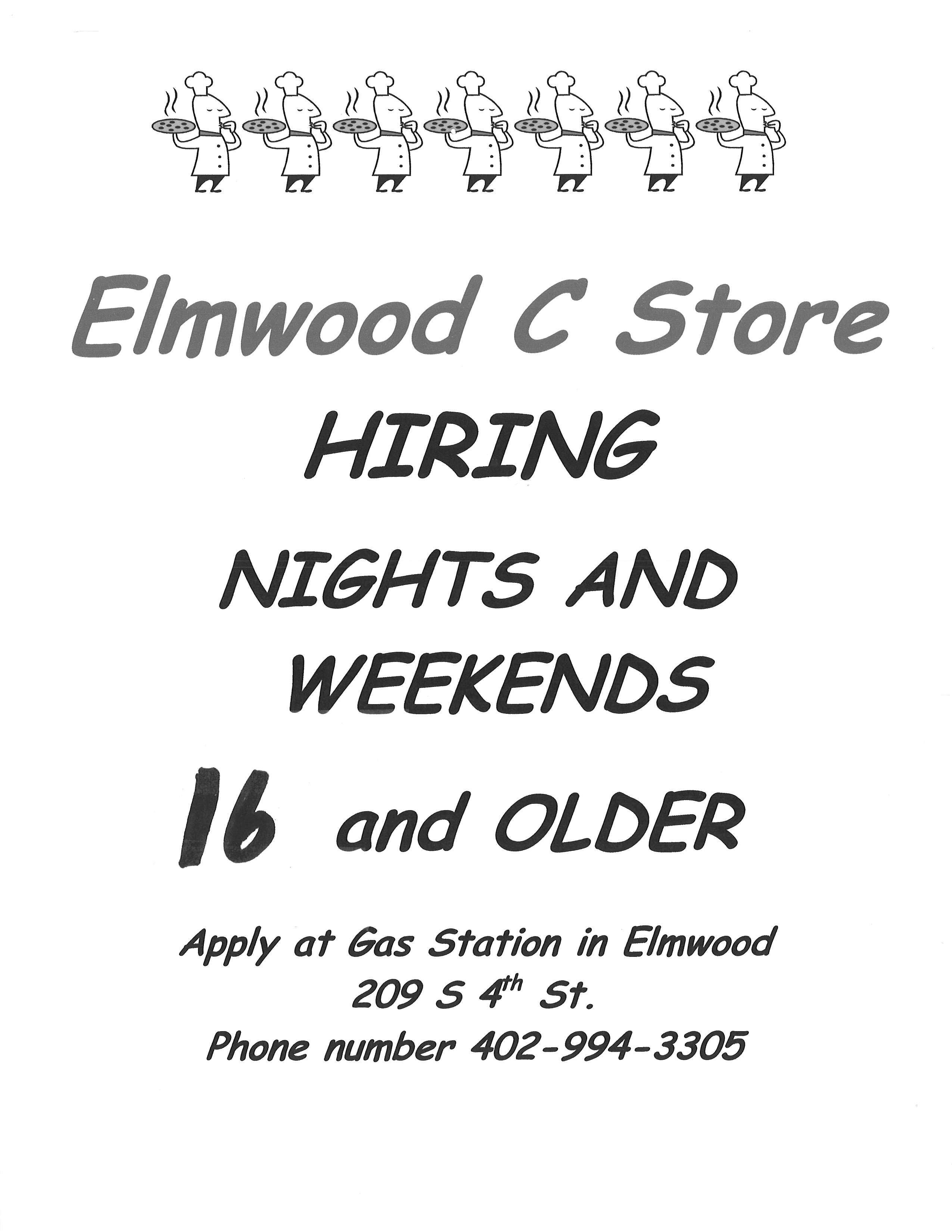 Elmwood newsletter november 21 2012 notice falaconquin
